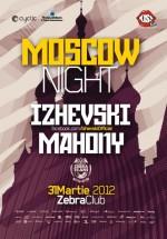 Izhevski şi Mahony în Zebra Club din Bacău