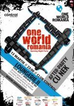 Concert Loungerie II în Club Control din Bucureşti