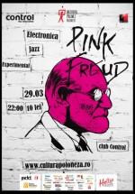Concert Pink Freud în Club Control din Bucureşti