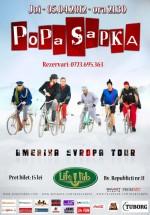 Concert Popa Sapka în Life Pub din Timişoara