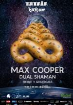 Max Cooper, Dual Shaman, Herne şi Grayscale în Atelierul de Producţie din Bucureşti