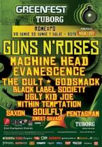 Bilete Tuborg GreenFest – Rock the City 2012