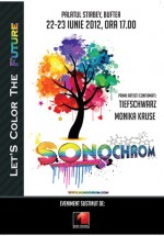 Sonochrom Festival la Palatul Ştirbey din Buftea – AMÂNAT