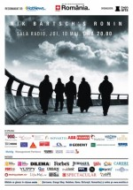 Concert Nik Bärtsch's Ronin la Sala Radio din Bucureşti
