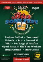 Bier Zone Fest 2012 în Parcul Tineretului din Bucureşti