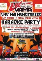 Unu' Mai Muncitoresc 2012 la Live Music Vama în Vama Veche