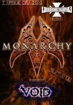 Concert Monarchy în Bikers Club din Ploieşti