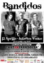 Concert Bandidos în Jukebox Venue din Bucureşti
