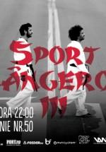 Concert Sport Sângeros III în Club B52 din Bucureşti