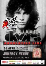 Tribute The Doors – Red Cat Bone în Jukebox Venue din Bucureşti