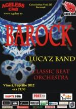 Concert Barock în Ageless Club din Bucureşti