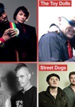 Skindred, The Toy Dolls, Dirty Rotten Imbeciles (D.R.I.) şi Street Dogs la EXIT Festival 2012