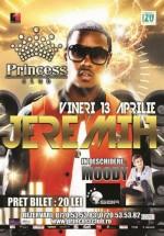Concert Jeremih în Princess Club din Bucureşti