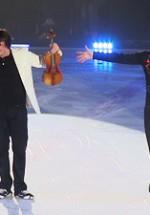 RECENZIE: Kings on Ice 2012, un spectacol uimitor oferit de Regii Gheţii la Bucureşti (VIDEO)