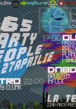 365 Party People în Club Terminal din Bucureşti