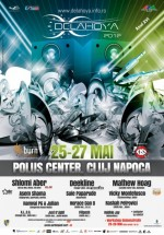 Delahoya 2012 la Polus Center din Cluj-Napoca
