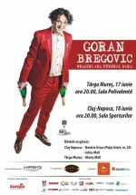 Concert Goran Bregovic la Sala Sporturilor din Cluj-Napoca