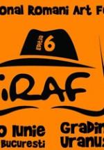 CONCURS: Câştigă invitaţii la IRAF 2012