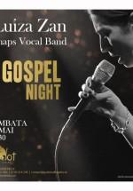 Concert Luiza Zan şi Snaps Vocal Band la Godot Cafe-Teatru Bucureşti