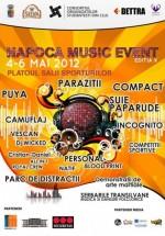 Napoca Music Event 2012 la Cluj-Napoca