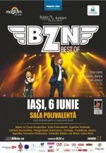 Concert BZN la Sala Polivalentă din Iaşi