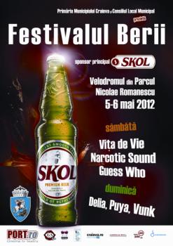 Festivalul Berii Skol 2012 la Craiova