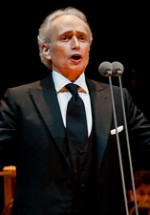 RECENZIE: Jose Carreras a oferit un spectacol de excepţie la Sala Palatului din Bucureşti