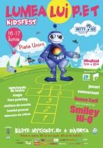 Lumea lui P*ET – KidsFest 2012 la Bucureşti