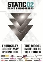 The Model & Indie Jules în Club Control din Bucureşti