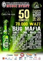 Transilvania Music Event 2012 la Cluj-Napoca