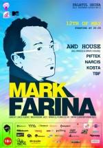 Mark Farina la Palatul Ghika din Bucureşti