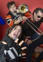 Concert Zdob şi Zdub în deschiderea Linkin Park