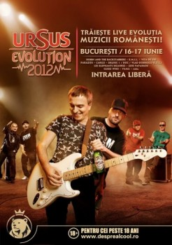Ursus Evolution 2012 la Bucureşti