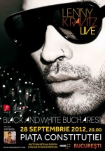 Concert Lenny Kravitz în Piaţa Constituţiei din Bucureşti – AMÂNAT