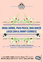 Concert caritabil de JAZZ la Clubul Ţăranului din Bucureşti