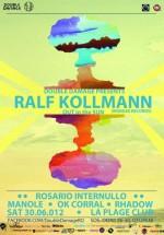 Ralf Kollmann în Plage Club din Otopeni
