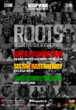 Roots Revival Party în Setup Venue din Timişoara