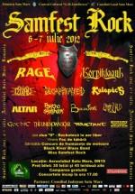 Samfest Rock 2012 la Satu Mare