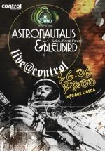 Concert Astronautalis în Club Control din Bucureşti