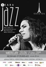 Seara de JAZZ în Tête-à-Tête din Bucureşti