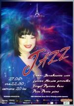 Concert Ozana Barabancea în Tête-à-Tête din Bucureşti