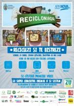 Recicloniada 2012 – concerte Animal X şi Sistem la Bucureşti