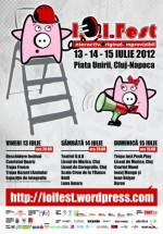 I.O.I. Fest 2012 la Cluj-Napoca