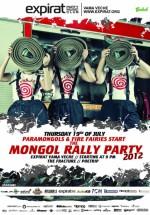 The Mongol Rally Party în Club Expirat din Vama Veche
