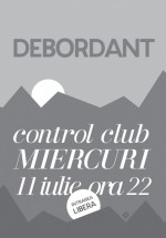 Debordant în Control Club din Bucureşti