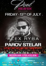 DJ Alex Ryba la Heaven Pool & Lounge din Timişoara