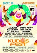 Kudos Fest 2012 la Kudos Beach din Mamaia