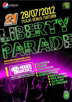 Liberty Parade 2012