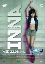 Concert INNA în Club Sky din Ploieşti