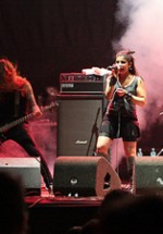 POZE: Tristania, Dope D.O.D., Pipes and Pints, Skindred în ultima zi de B'ESTFEST 2012